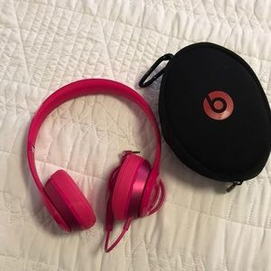 Hot Pink Solo Beats